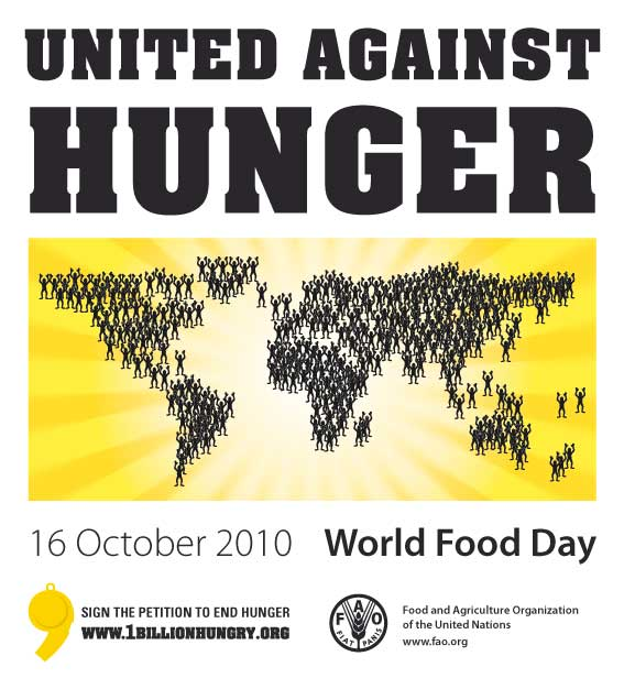 United Against Hunger – Standing Up For Justice