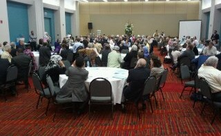 Interfaith Dinner at ICNA – MAS Convention