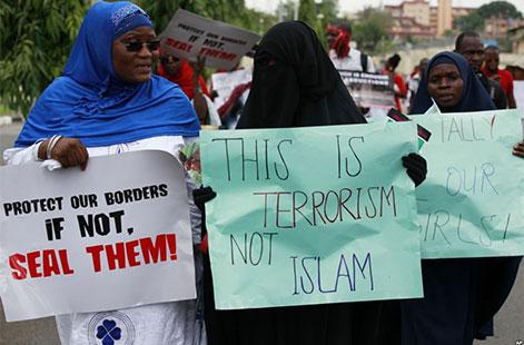 ICNA Condemns Boko Haram Kidnapping