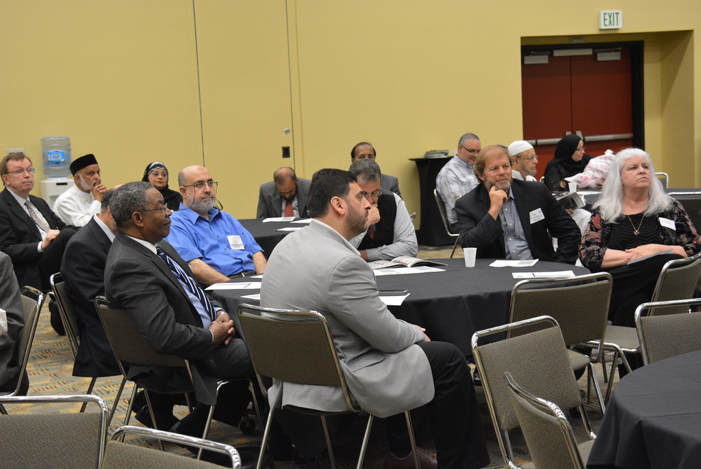 ICNA-MAS Convention Holds Interfaith Banquet – May 2014