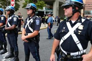 Police Gap