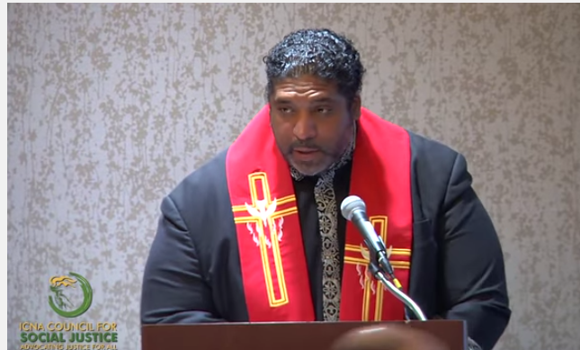 Keynote Speech: Rev. Dr. William Barber II | 2015 ICNA Council for Social Justice (CSJ) Annual Banquet