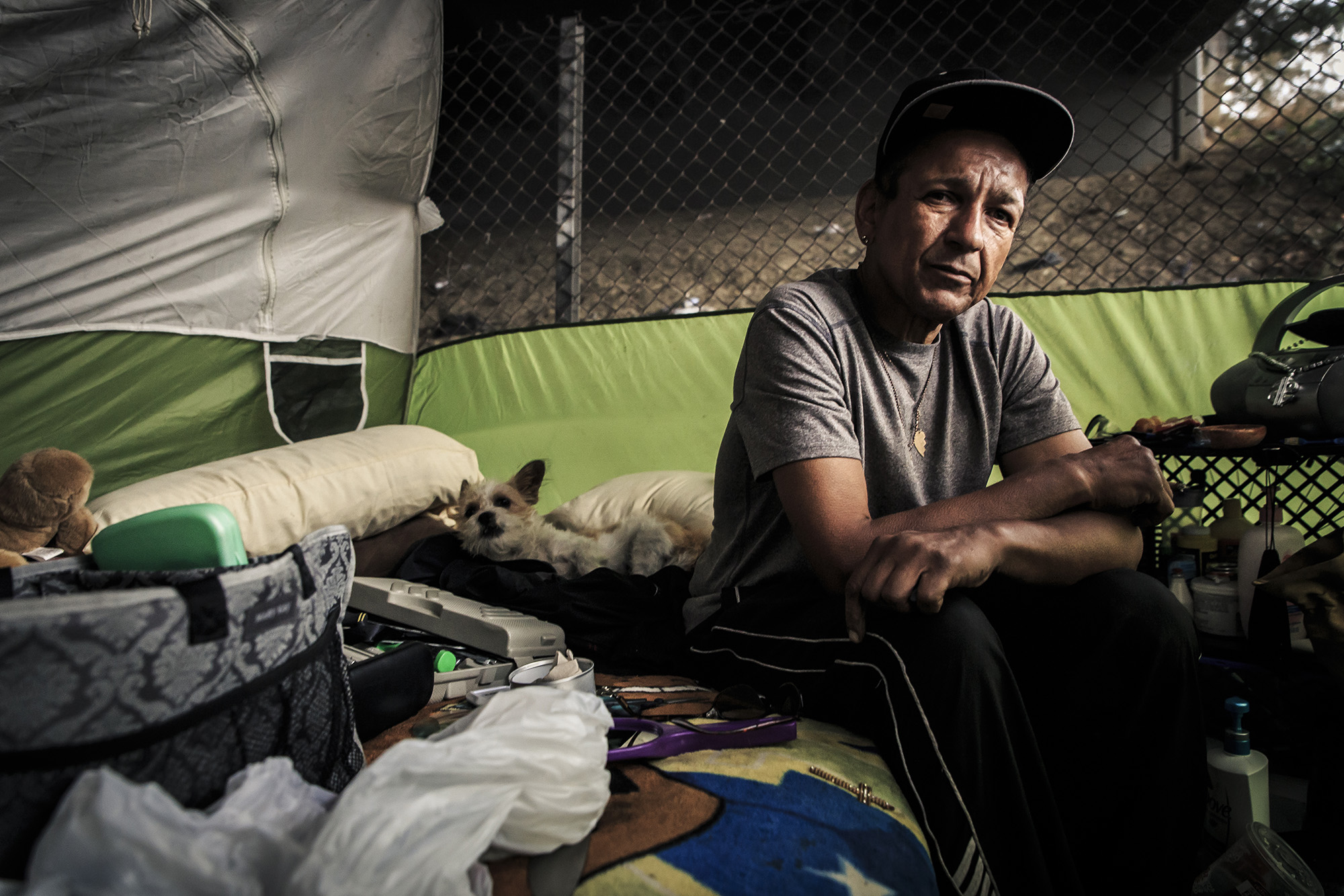 The Crime of Living Without a Home in Los Angeles