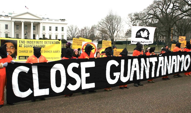 Obama's Guantanamo Prison Closing Plan in Final Drafting