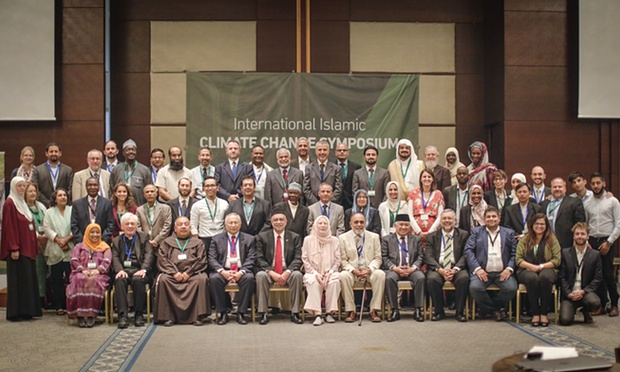"Islamic Leaders Take on Climate Change, Criticizing ""Relentless Pursuit of Economic Growth"""