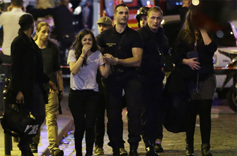 ICNA Horrified by the violent events in Paris