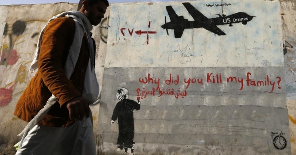 Former Drone Pilots to Obama: Civilian Killings Driving 'Terrorism, Instability'