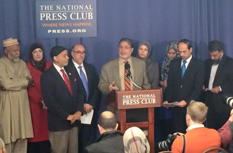 U.S. Muslim Leaders Announce Major Initiatives in Light of Recent Rise in Islamophobia