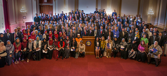 ICNA Participates in Muslim Advocacy Day on Capitol Hill