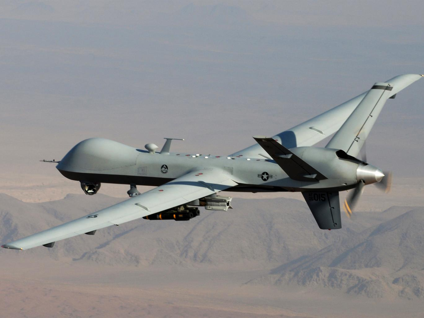 I'm on the Kill List. This is what it feels like to be hunted by drones