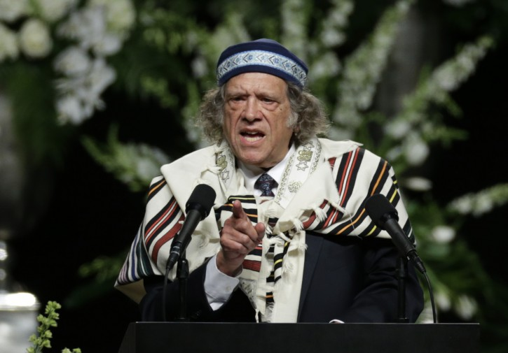 Muhammad Ali Memorial: Rabbi Michael Lerner's Powerful Speech