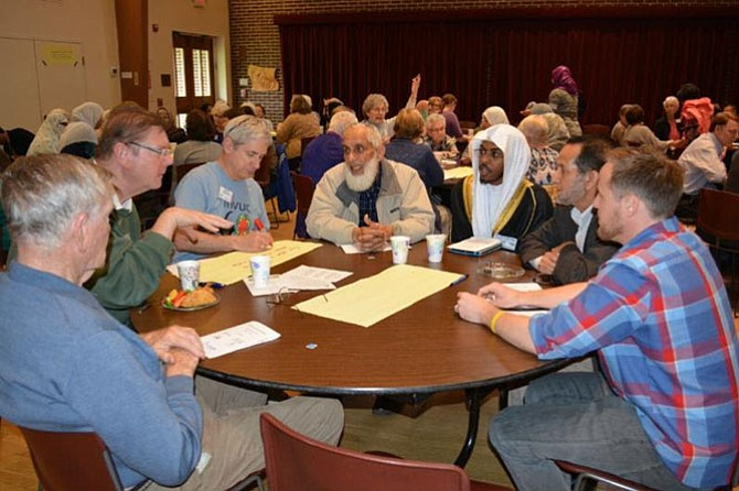Combating Islamophobia: Church and Mosque Partner in Mission