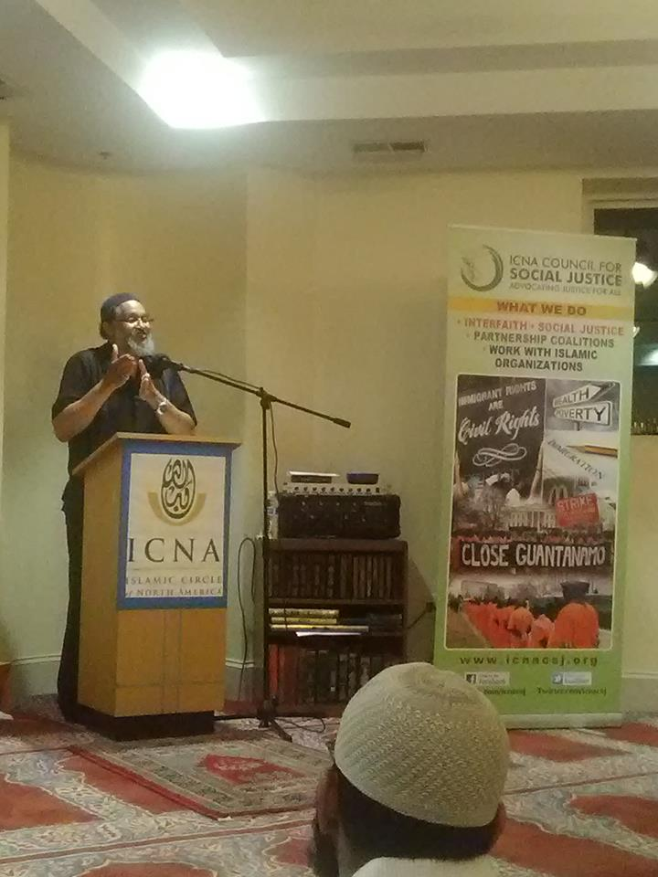 ICNA CSJ Holds #BlackLivesMatter Educational Event