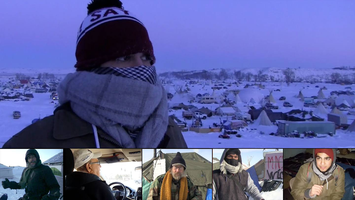 Water Is Life: Stories From Standing Rock
