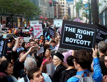 How the Israel Anti-Boycott Act Threatens First Amendment Rights