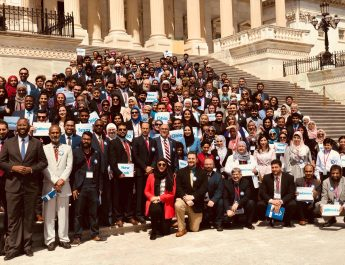 Muslims Show Up in Record Numbers for 4th National Muslim Advocacy Day 2018