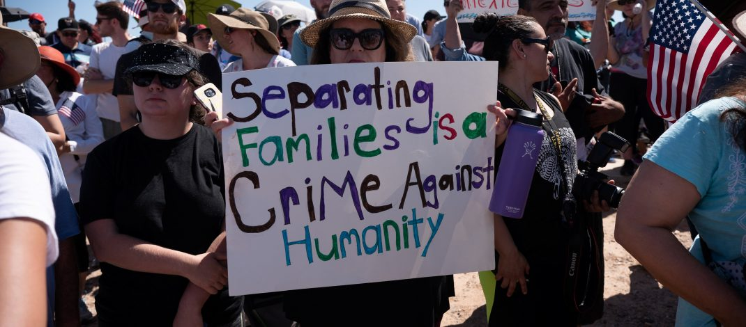 ICNA CSJ Condemns Trump Administration's Policy on Separating Children