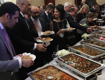 Muslim Congress Members Hold Their First Iftar in the U.S. Capitol