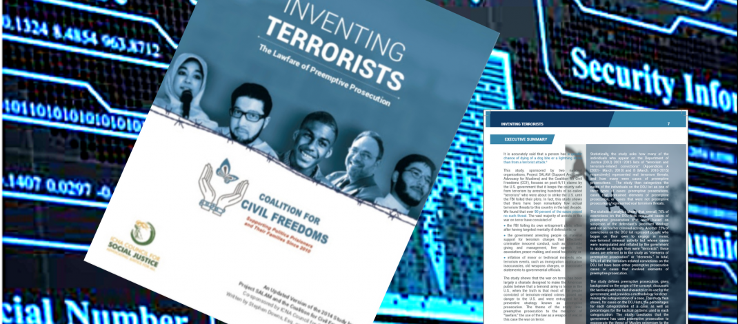 Inventing Terrorists: The Lawfare of Preemptive Prosecution