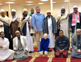 Minnesota Masjid Helps Raise $6000 In One Hour for Child Battling Cancer