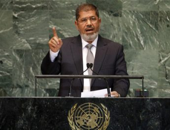 ICNA condoles Egyptian people on Morsi's death
