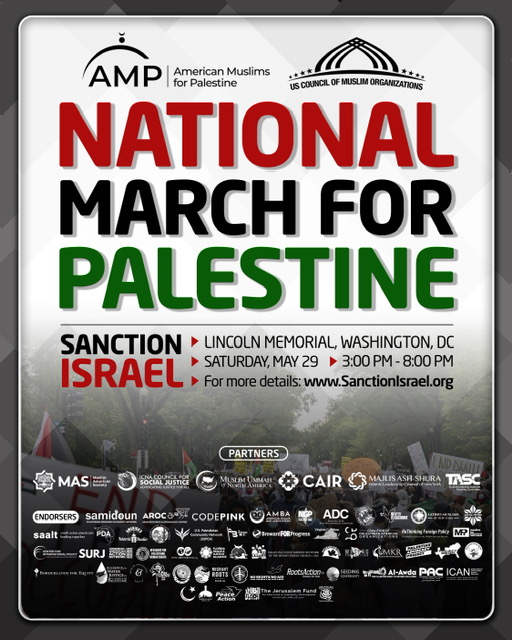 National March Flyer